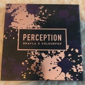 ColourPop perception by Shayla eyeshadow palette